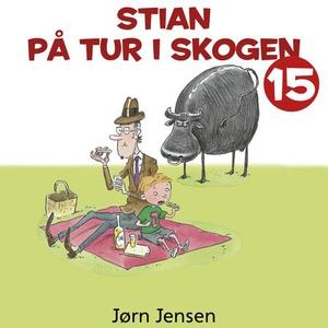 Stian på tur i skogen (lydbok) av Jørn Jensen