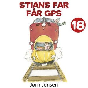 Stians far får GPS (lydbok) av Jørn Jensen