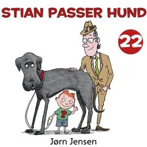 Stian passer hund (lydbok) av Jørn Jensen