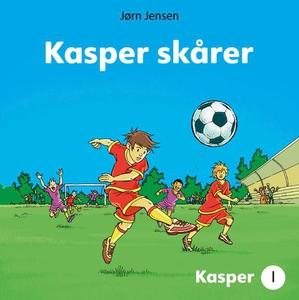 Kasper skårer (lydbok) av Jørn Jensen
