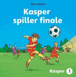Kasper spiller finale (lydbok) av Jørn Jensen
