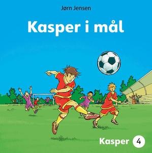 Kasper i mål (lydbok) av Jørn Jensen
