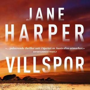 Villspor (lydbok) av Jane Harper