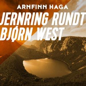 Jernring rundt Bjørn West (lydbok) av Arnfinn