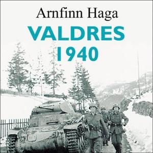 Valdres 1940 (lydbok) av Arnfinn Haga