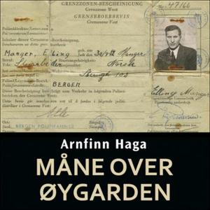 Måne over Øygarden (lydbok) av Arnfinn Haga