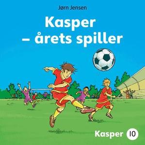 Kasper - årets spiller (lydbok) av Jørn Jense
