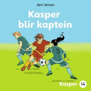 Kasper blir kaptein (lydbok) av Jørn Jensen