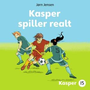 Kasper spiller realt (lydbok) av Jørn Jensen