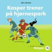 Kasper trener på hjørnespark