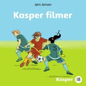 Kasper filmer (lydbok) av Jørn Jensen