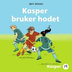 Kasper bruker hodet (lydbok) av Jørn Jensen
