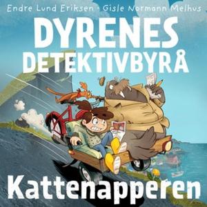 Kattenapperen (lydbok) av Endre Lund Eriksen,