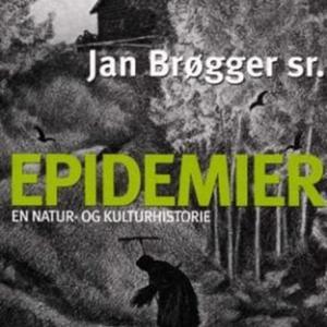 Epidemier (lydbok) av Jan Brøgger