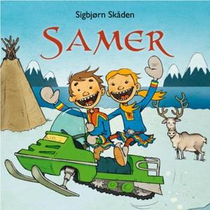 Samer (lydbok) av Sigbjørn Skåden