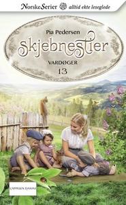 Vardøger (ebok) av Pia Pedersen
