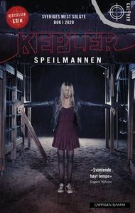 Speilmannen (ebok) av Lars Kepler