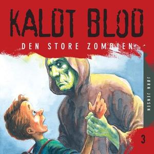 Den store zombien (lydbok) av Jørn Jensen