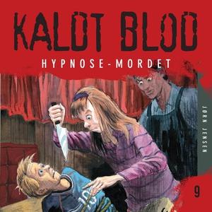 Hypnose-mordet (lydbok) av Jørn Jensen