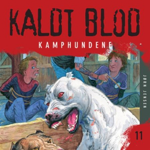 Kamphundene (lydbok) av Jørn Jensen