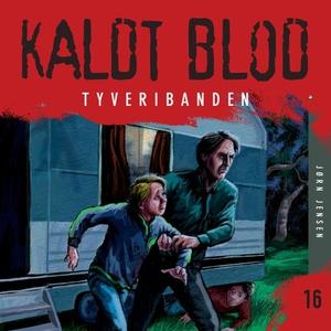 Tyveribanden (lydbok) av Jørn Jensen