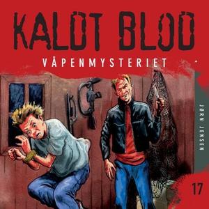 Våpenmysteriet (lydbok) av Jørn Jensen