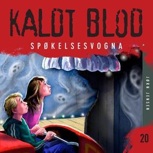 Spøkelsesvogna (lydbok) av Jørn Jensen