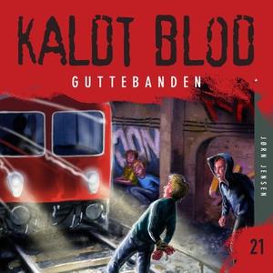 Guttebanden (lydbok) av Jørn Jensen