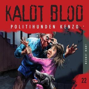 Politihunden Kenzo (lydbok) av Jørn Jensen