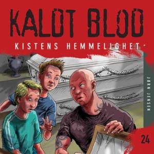 Kistens hemmelighet (lydbok) av Jørn Jensen