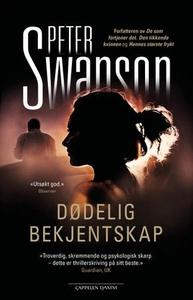 Dødelig bekjentskap (ebok) av Peter Swanson
