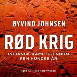 Rød krig (lydbok) av Øyvind Johnsen