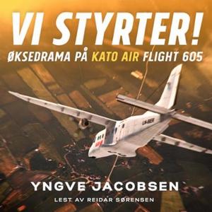 Vi styrter! (lydbok) av Yngve Jacobsen