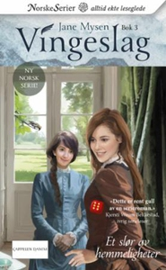 Et slør av hemmeligheter (ebok) av Jane Mysen