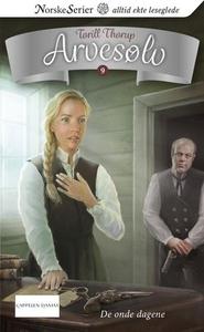 De onde dagene (ebok) av Torill Thorup