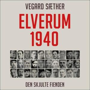 Elverum 1940 (lydbok) av Vegard Sæther
