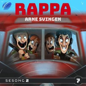 Ferie i hagen (lydbok) av Arne Svingen