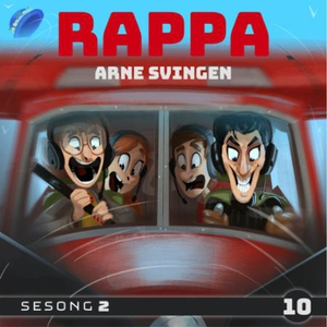 Farefull ferieferd (lydbok) av Arne Svingen