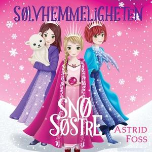 Sølvhemmeligheten (lydbok) av Astrid Foss