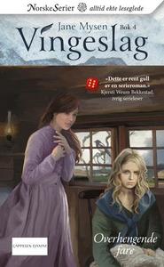 Overhengende fare (ebok) av Jane Mysen