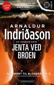 Jenta ved broen (ebok) av Arnaldur Indriðason