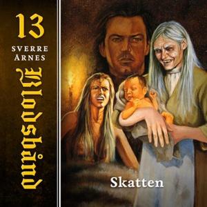 Skatten (lydbok) av Sverre Årnes