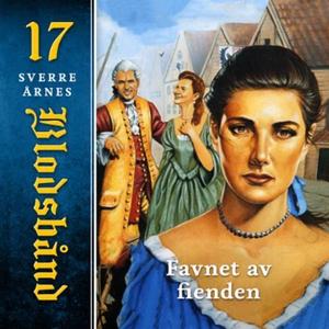 Favnet av fienden (lydbok) av Sverre Årnes