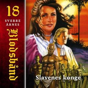 Slavenes konge (lydbok) av Sverre Årnes