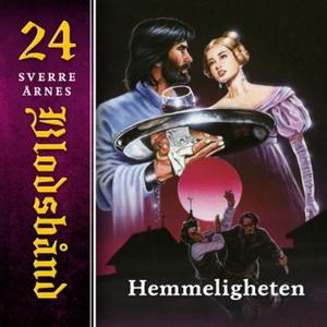 Hemmeligheten (lydbok) av Sverre Årnes