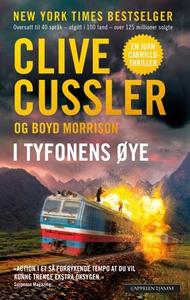 I tyfonens øye (ebok) av Clive Cussler, Boyd