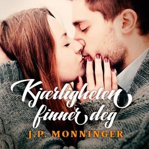 Kjærligheten finner deg (lydbok) av J.P. Monn