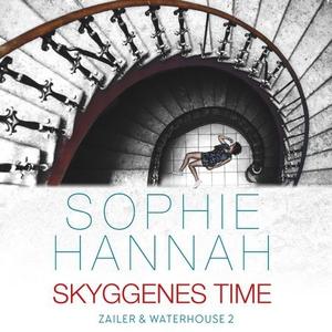 Skyggenes time (lydbok) av Sophie Hannah