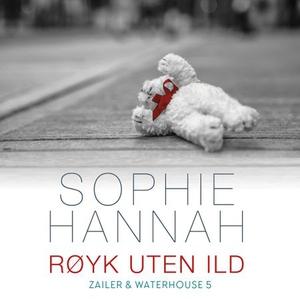 Røyk uten ild (lydbok) av Sophie Hannah