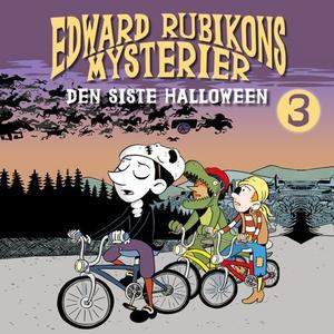 Den siste halloween (lydbok) av Aleksander Ki